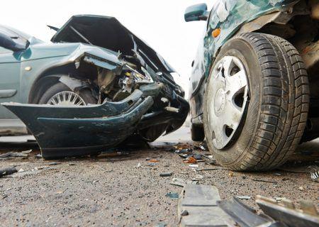 بررسی آمار تصادفات جاده ای ایران