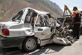 تصادف در محور چادگان اصفهان سه کشته برجا گذاشت