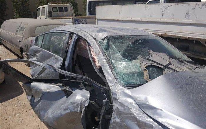 تصادف در کیش : سرعت زیاد خودرو، جشن تولد را به عزا تبدیل کرد