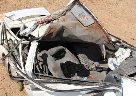 سانحه رانندگی در محور هریس_تبریز یک کشته و سه مصدوم برجا گذاشت