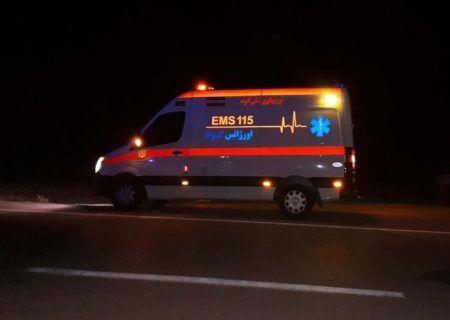 تصادف در گتوند در شمال استان خوزستان۲ کشته و ۲ مصدوم بر جا گذاشت