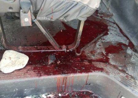 تصادف در جاده یاسوج به اصفهان ۶ مصدوم برجا گذاشت