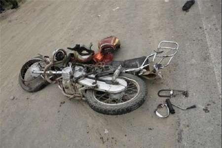 تصادف موتورسیکلت در میامی چهار مصدوم داشت که بیمارستان شاهروداعزام شدند.