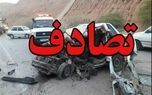 تصادف مرگبار در یزد  ۲ کشته و ۵ مصدوم بر جا گذاشت