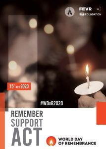 world day of remembrance - یادمان قربانیان حوادث جاده ای