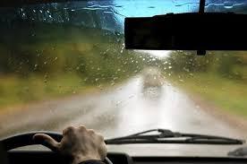 نکات رانندگی در باران