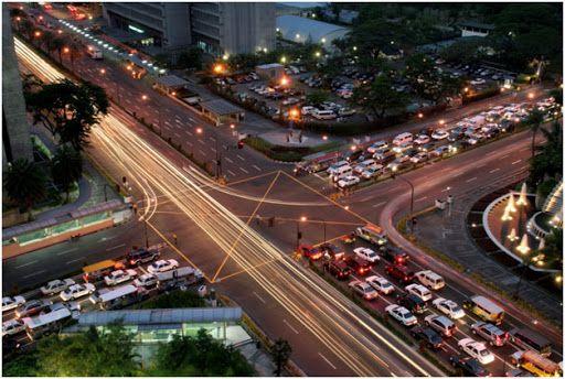 traffic flow جریان ترافیک
