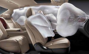 سیستم های ایمنی خودرو ایربگ پرده ای محافظ سر