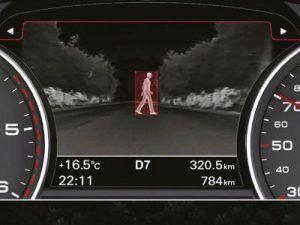 دید در شب ماشین پیشگیری از تصادفات
