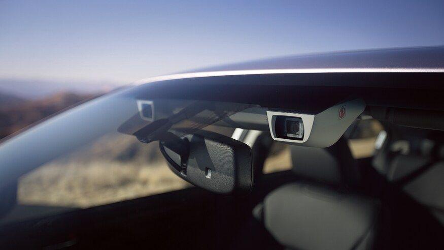 دوربین های کروز تطبیقی ایمنی خودرو