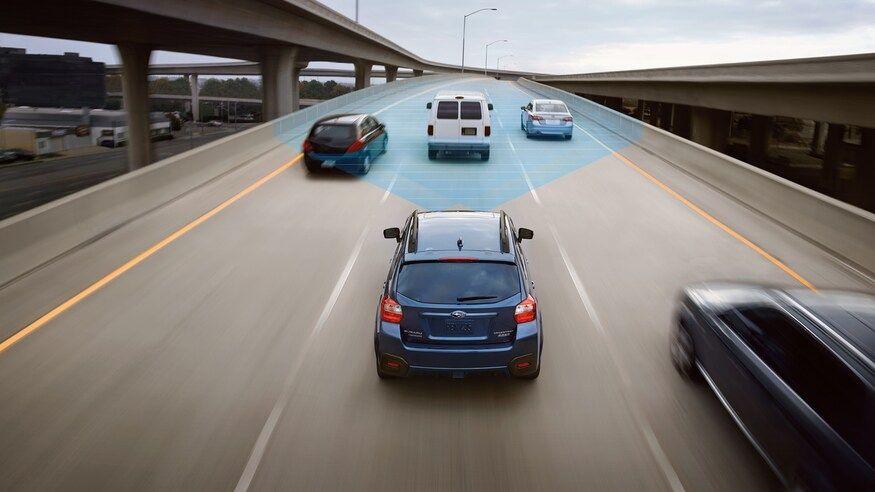 رادار کروز - ایمنی خودرو