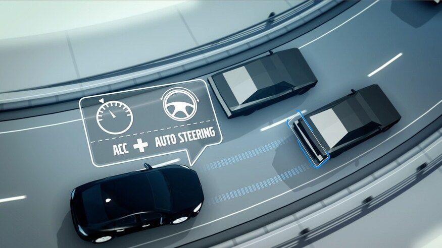 کروز کنترل تطبیقی یا Adaptive Cruise Control چیست؟