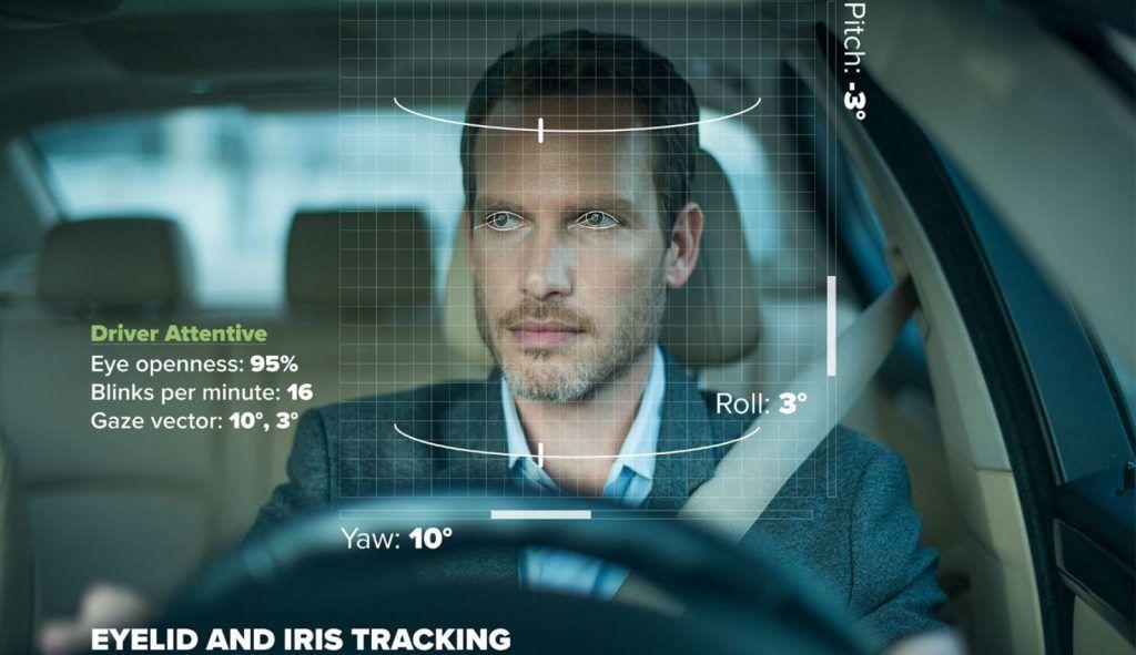تشخیص هوشیاری راننده - هشدار دهنده جلوگیری از تصادفات
