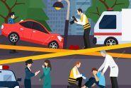 آمار متوفیات حوادث رانندگی و مقایسه آن در هفت ماهه نخست ۹۹ و ۹۸