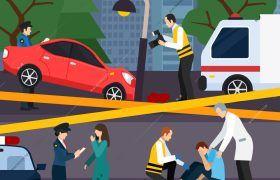 آمار متوفیات حوادث رانندگی و مقایسه آن در هفت ماهه نخست 99 و 98