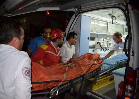 تصادف مرگبار همدان – بیجار سه کشته داد