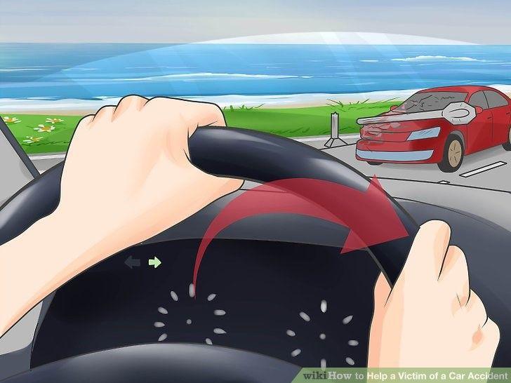 هنگام مواجه شدن با یک صحنه تصادف چه کارهای باید انجام دهید