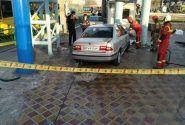 خبر تصادف خونین در جاده خاوران ۲ نفر جان باختند