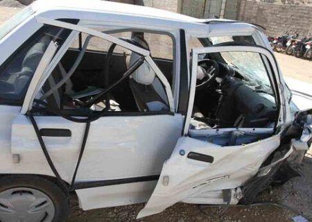 تصادف شدید آبادان ۷ کشته و مصدوم داشت