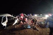 مرگ هنرمندان ارومیه ای در تصادف رانندگی