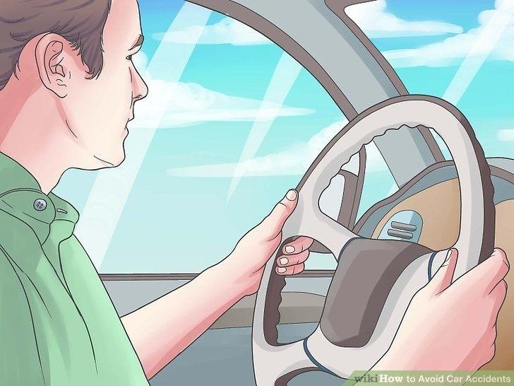 اجتناب از تصادفات با خودروهای دیگر