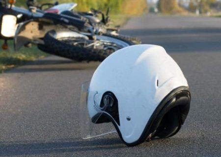 تصادف مرگبار موتور با سمند در مهریز با ۳ کشته و ۵ مصدوم