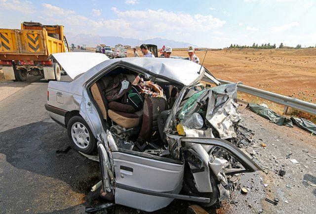 آمار تصادفات جادهای در تهران ماهانه جان ۷۰ نفر را میگیرد