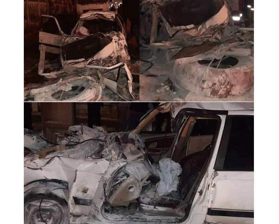 خبر تصادف مرگبار در محور حسنرود گیلان ، 3 نفر فوتی برجا گذاشت