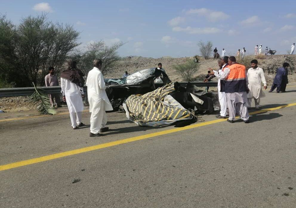 آمار تصادفات ۱۴۰۰ در جنوب سیستان و بلوچستان/ ۷۸مجروح برجا گذاشت