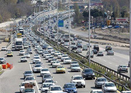 آمار تصادفات قزوین در نوروز ۱۴۰۰ پس از ۵ سال افزایش یافت