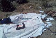 تصادف مرگبار در محور جهرم به شیراز ۳ کشته و ۴ زخمی به همراه داشت