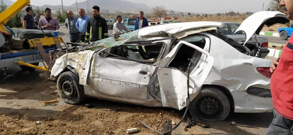 آمار جانباختگان نوروز ۱۴۰۰ در استان فارس ۱۴۴ درصد افزایش داشت