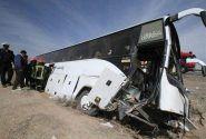 تصادف مرگبار در محور کرج – قزوین  ۱۲ مجروح برجای گذاشت