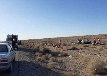 آمار تصادفات مرگبار در سیستان و بلوچستان ۳۰ مجروح برجا گذاشت
