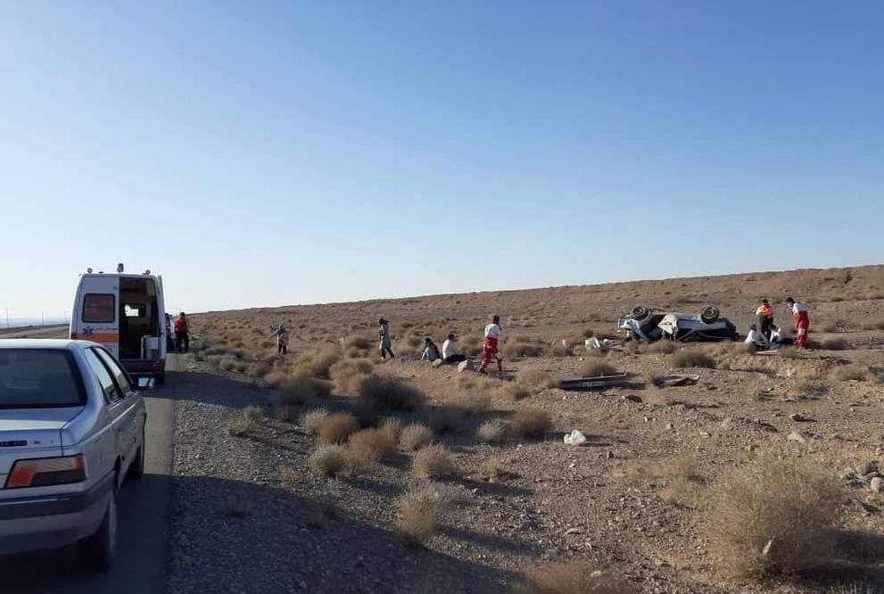 خبر آمار تصادفات مرگبار جنوب سیستان و بلوچستان که سه کشته و ۳۰ مجروح داشت