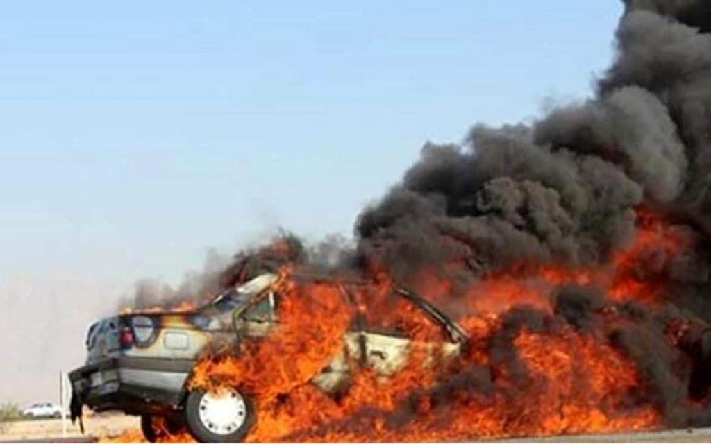خبر تصادف مرگبار امروز در کرمانشاه