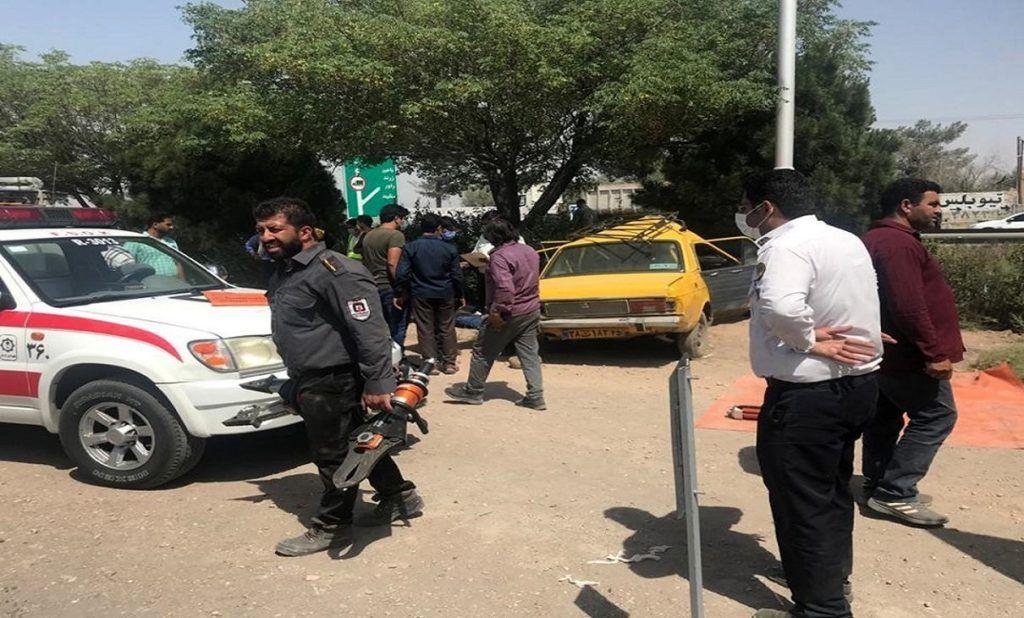 خبر تصادف مرگبار امروز کرمان