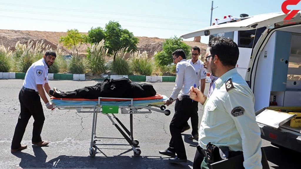 خبر تصادف مرگبار امروز پراید با عابر پیاده
