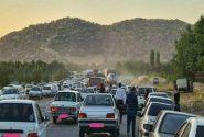 تصادف مرگبار در مریوان منجر به فوت یک نفر و زخمی شدن ۲۳ نفر دیگر شد