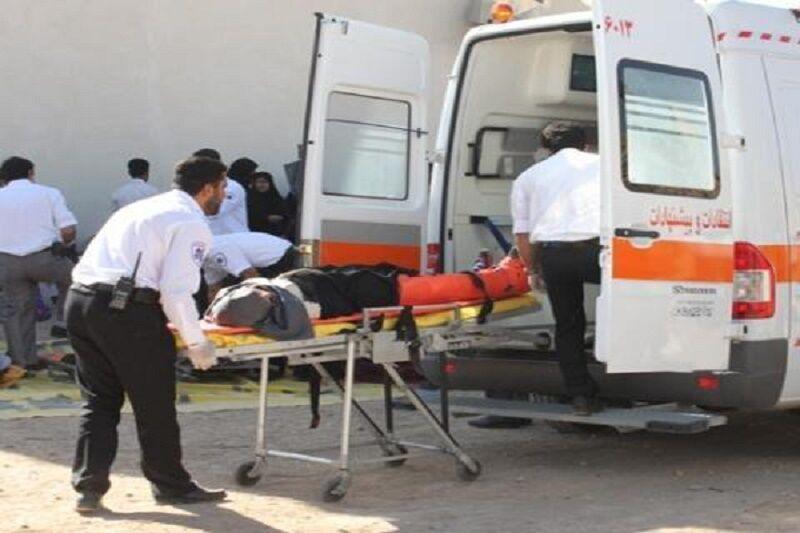 تصادفات امروز رانندگی زنجان سه کشته از خود برجا گذاشت