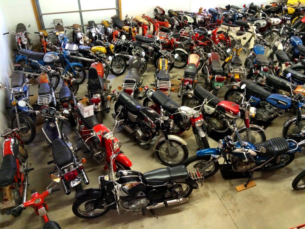 موتورسیکلت های بدون پلاک