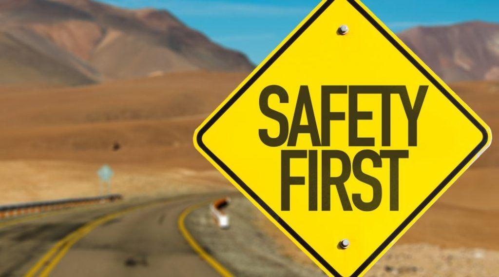 ایمنی راه علائم رانندگی - ایمنی رانندگان