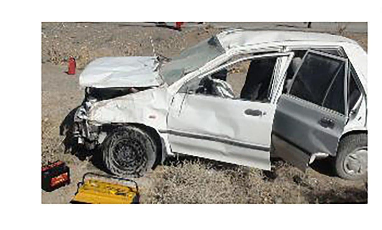 خبر تصادف مرگبار امروز زاهدان-خاش
