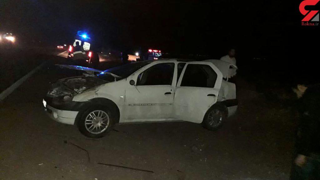 خبر تصادف مرگبار امروز زنجان