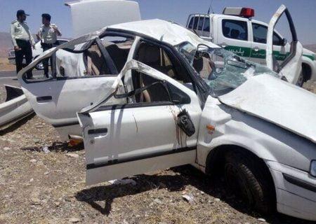 تصادفات امروز در کرمانشاه ۲ کشته و  3 زخمی بر جا گذاشت