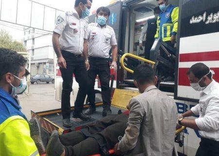 تصادف محور یاسوج به اقلید یک کشته و چهار زخمی برجا گذاشت