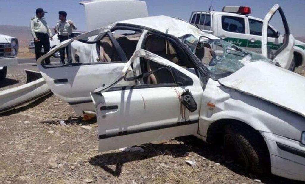 خبر تصادف مرگبار امروز استان مرکزی با 4 کشته