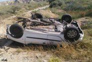 تصادف محور طبس-یزد پنج کشته از خود برجای گذاشت