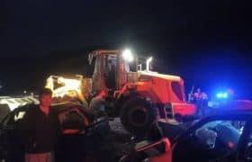 تصادف امروز سروآباد-سنندج ۲ کشته برجای گذاشت