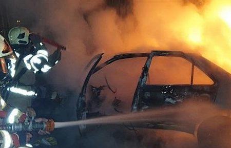 تصادف مرگبار محور رامشیر-امیدیه منجر به مرگ 5 نفر گردید